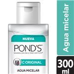 Desmaquillante Agua Micelar C Pond S Bot 300 Ml