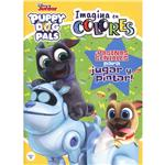 Puppy Dog Pals Imagina En Colores
