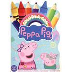 Colorea Con Peppa Pig