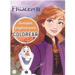 Disney Frozen 2 - Geniales Páginas Para