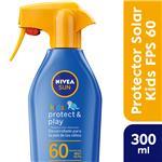 Protector Solar Fps 60 Kids Pr Nivea Gat 300 Ml