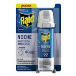 Insecticida Ambien 60 Noches Sin  Raid Bli 56 Ml